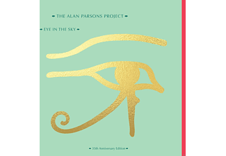 The Alan Parsons Project - EYE IN THE SKY (35TH ANNIVERSA | CD