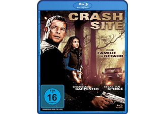 Crash Site - Lost in Wilderness - (Blu-ray)
