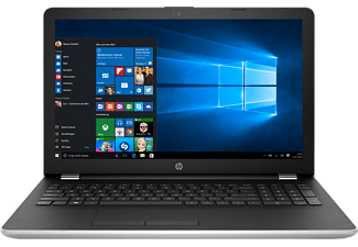 HP Notebook 15-bs106ng, silber (2QF69EA#ABD)
