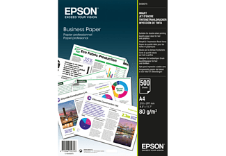 EPSON C13S450075 Business Paper 80gsm 500 Adet A4