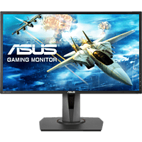 ASUS MG248QR  Full-HD Gaming Monitor (1 ms Reaktionszeit, FreeSync, 144 Hz)