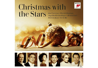 VARIOUS - Christmas with the Stars - (CD)
