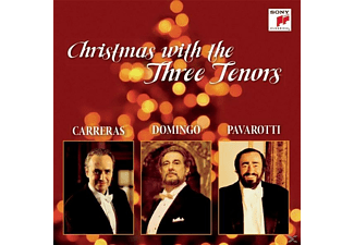 VARIOUS - Christmas with the Three Tenors - (CD)