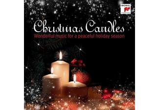 VARIOUS - Christmas Candles - (CD)