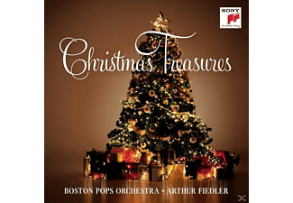 Boston Pops Orchestra - Christmas Treasures - (CD)