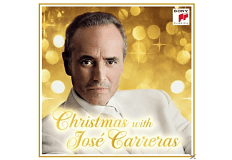 José Carreras, Members Of The Vienna State Opera - Christmas with José Carreras - (CD)