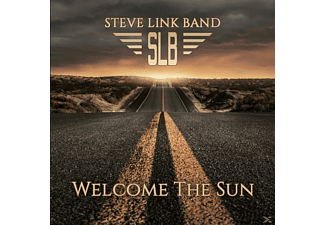 Steve Link Band - Welcome The Sun - (CD)