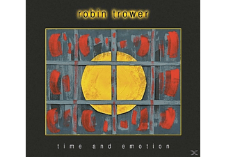 Robin Trower - Time And Emotion - (CD)