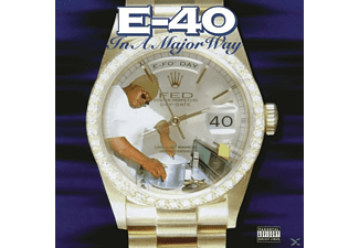 E-40 - In A Major Way (2LP) - (Vinyl)