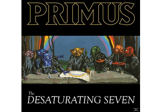 Primus - The Desaturating Seven - (CD)