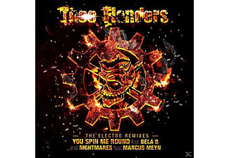 Flanders Thee - The Electro Remixes - (CD)