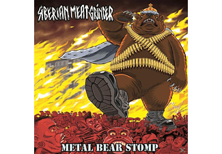 Siberian Meat Grinder - Metal Bear Stomp (+Download) - (LP + Download)