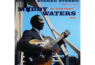 Muddy Waters - AT NEWPORT 1960 + SINGS - (CD)