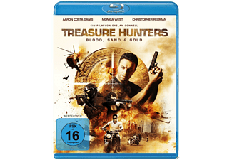 Treasure Hunters - Blood, Sand and Gold - (Blu-ray)