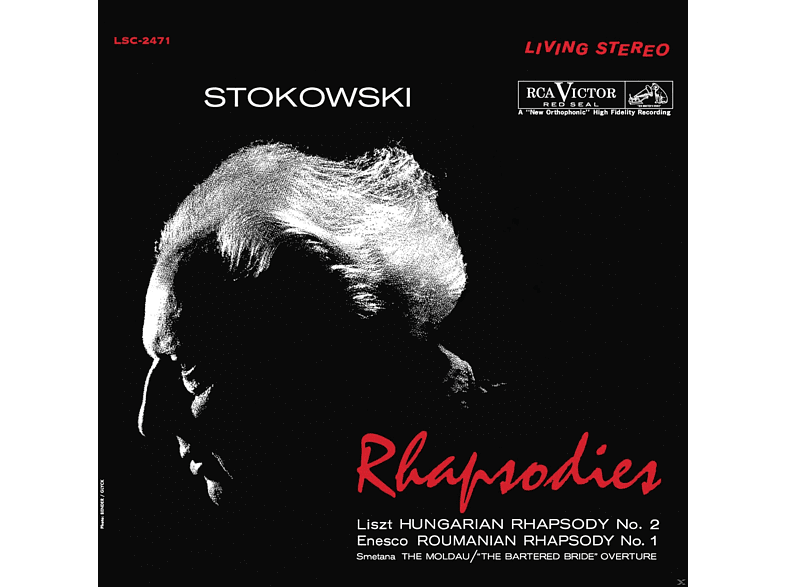 Victor Symphony Orchestra - Rhapsodies [Vinyl]