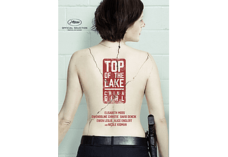 Top of the Lake: China Girl Blu-ray