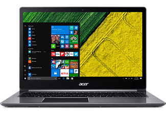 ACER PC portable Swift 3 SF315-51-56J3 Intel Core i5-7200U Gray (NX.GQ5EH.005)