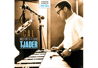 Cal Tjader - Milestones of a Legend-20 Original Albums - (CD)