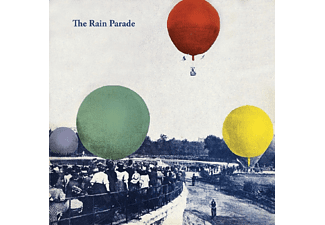 The Rain Parade - Emergency Third Rail Powertrip/Explosions In The G - (CD)
