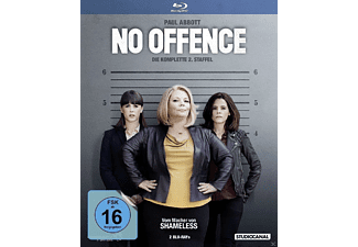 No Offence / 2. Staffel - (Blu-ray)