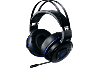 RAZER Razer Thresher Ultimate PS4, Gaming Headset, Schwarz/Blau