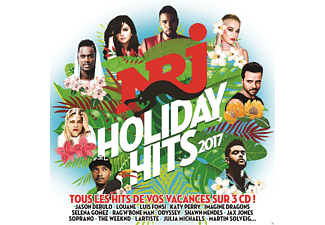 NRJ Holyday Hits 2017 CD