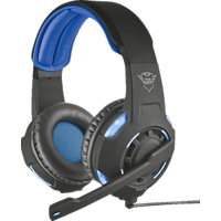 TRUST GXT 350 Radius 7.1 Surround Gaming Headset Schwarz/Blau