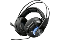 TRUST Trust GXT 383 Dion Gaming Headset mit 7.1 Bass Vibration Gaming Headset Schwarz/Blau