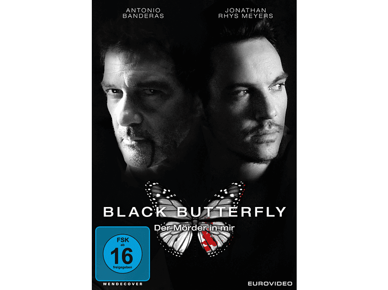 Black Butterfly - Der Mörder in mir [DVD]