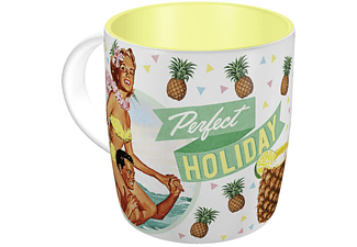 "Say it 50's Tasse ""Perfect HOLIDAY"""