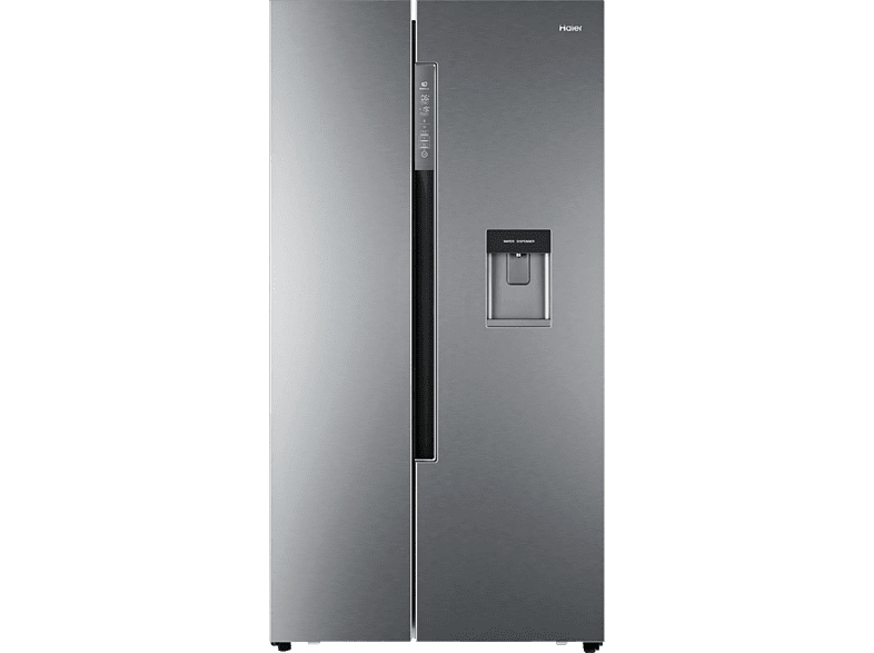 HAIER HRF-522IG7  Side-by-Side (332 kWh/Jahr, A++, 1790 mm hoch, Edelstahl)