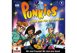 SONY MUSIC ENTERTAINMENT (GER) 001/Bühne frei für die Punkies!