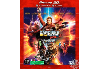 Guardians Of The Galaxy 2 (3D) | Blu-ray