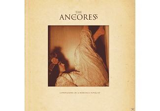 Anchoress - Confessions Of A Romance Novelist - (CD)