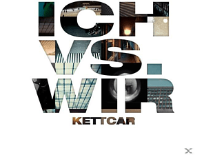 Kettcar - Ich vs. Wir - (LP + Download)