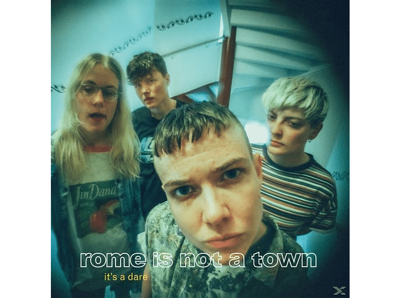 Rome Is Not A Town - It's A Dare [Vinyl]
