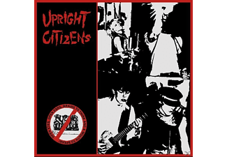 Upright Citizens - Open Eyes,Open Ears,Brains To Think & A Mouth To - (LP + Bonus-CD)