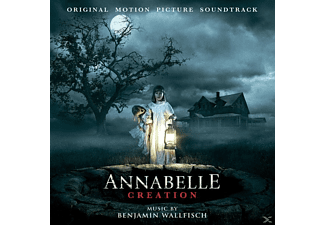 Ost-Original Soundtrack - Annabelle-Creation - (CD)