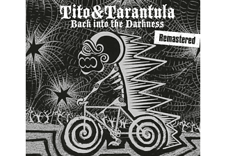 Tito & Tarantula - Back Into The Darkness (Remastered) - (CD)