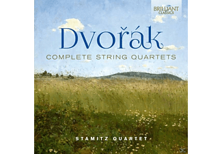 Stamitz Quartet - Complete String Quartets - (CD)