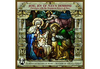 Dominican Sisters Of Mary - Jesu,Joy of Man's Desiring - (CD)