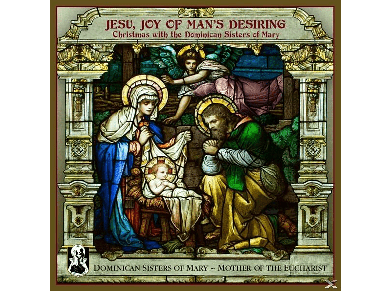 Dominican Sisters Of Mary - Jesu,Joy of Man's Desiring [CD]