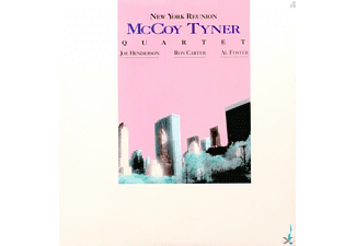 McCoy Tyner Quartet, McCoy Tyner, Joe Henderson, Ron Carter, Al Foster - NEW YORK REUNION - (Vinyl)