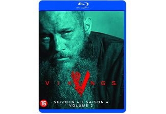 Vikings Saison 4 Volume 2 Blu-ray