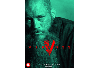 Vikings Saison 4 Volume 2 DVD