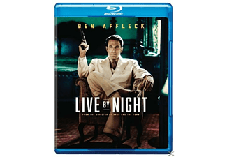 Live by Night Blu-ray