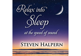 Steven Halpern, Jorge Alfano - Relax Into Sleep - At The Speed Of Sound - (CD)