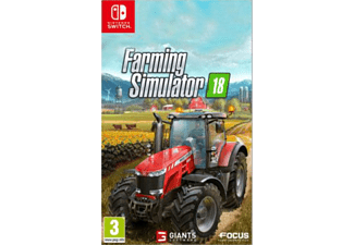 Farming Simulator 17 NL/FR Nintendo Switch
