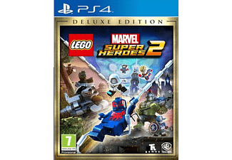 Marvel Super Heroes 2 Deluxe Edition PS4 NL/FR