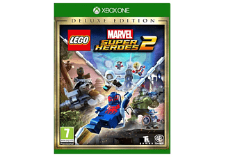 Marvel Super Heroes 2 Deluxe Edition NL/FR Xbox One